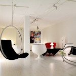 Design Eero Aarnio Showroom